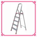 5 de aluminio de paso Step hogar escalera, plegable de aluminio escalera, EN131