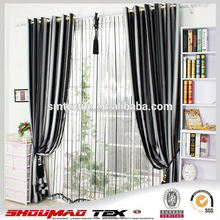 luxury curtain hotel bedroom curtain styles