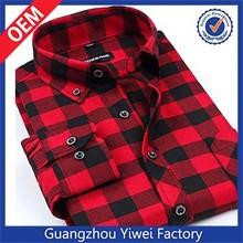 Custom cotton latest dress designs man shirts