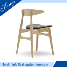 Modernas sillas para el comedor de la mejor madera con precio de fábrica