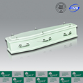 Barato caixões para venda LUXES estilo australiano branco caixões A30-SSV