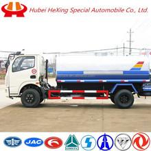Factory direct sales 2105 new DFAC 8 ton heat milk truck