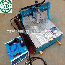USB port 800W spindle with 4th axis CNC Router CNC engraving machine 3040B