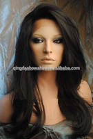 Stock overnight delivery brazilian virgin remey full lace glueless wigs