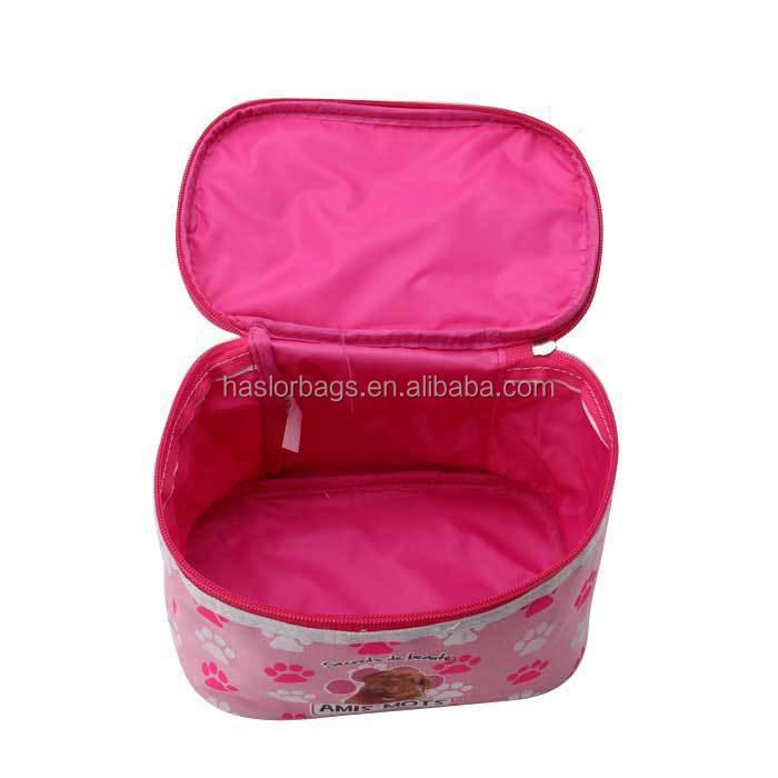 2015 gros cosmétiques sac de voyage pour les filles