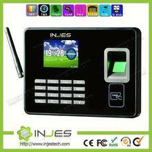INJES Economical Web Based Excel Report Fingerprint Time o Clock (MYA8)