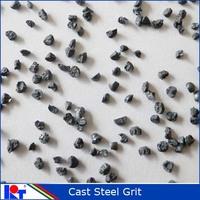 grit blasting abrasive steel grit G14 diameter 1.7mm