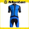 Nuevos productos de 2015 Monton maillot manga corta y pantalones cortos conjuntos