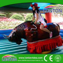 Over 10 years production experience mechanical bull for sale theme park equipment for sale
