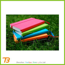 2015 customized cute thick spiral notebook a4 promotion