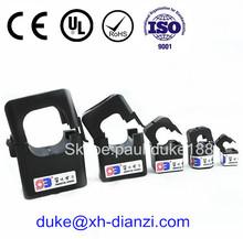 energy monitoring split core current transformer/transducer/sensor