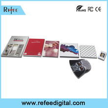 LCD advertise brochure ,Wishing you many future successes!!!