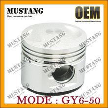 Four Stroke Piston and ring set for Honda GY6 50