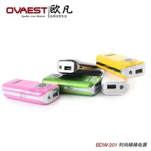 6000mAh External Battery charger Portable Power Bank Charger
