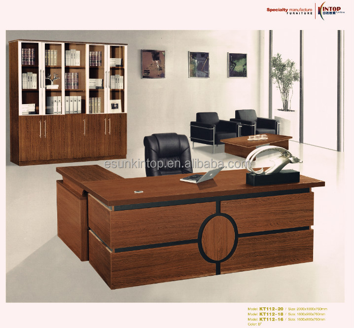 office table design plain office royaloak nova boss table 16m to