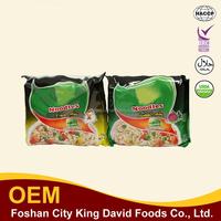 [Sample Free] Professional Food Factory / Instant Noodles / Halal Ramen