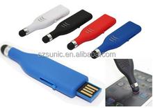 Bulk cheapest 1GB 2GB 4GB 8GB full capacity usb flash drive with logo print