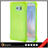 Keno Mobile Phone Accessories Factory In China For Sumsung Galaxy S6 TPU Case Wholesale