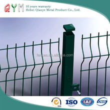 wire mesh fence road fence garden fence