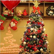 DIY 1.5m artificial christmas tree decoration