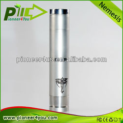 2014 Green Leaf nemesis electronic cigarette first choice e cigarette nemesis clone mod ego tech e cigarette
