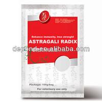 ASTRAGALI RADIX GRANULE /finished pharmaceutical formulation/weight gain capsules/veterinary medicine