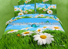 3D printing bedding set, quilt cover, pillowcase, bed sheet