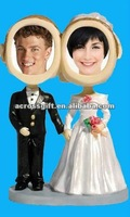 Wedding Photo Bobble Heads