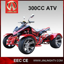 JEA-31A-09 300cc EEC ATV Quad amphibious vehicles for sale