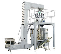 Pneumatic Driven Type Automatic Form Fill Seal Plastic Bag Packing Machine