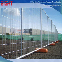 Cheap Prefab Fence Panels, Used Metal Fence Post, Temporary Wire Mesh Fence