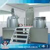 1000L fixed type vacuum shampoo/cream/paste making/mixing machine