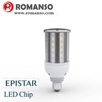 UL CE RoHS approved smd5730 led bulb led corn 220 v e27 16w 20w