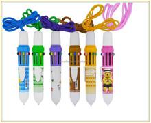 Cute Promotional Heart shape ball pen&CH-6173 Beautiful 10colors ballpoint pen