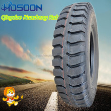 high loading capability and more stable truck tires