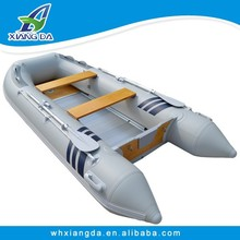 2015 de China Factury casco PVC remo velocidad bote inflable