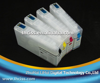 T6761-T6764 Compatible for Epson WP-4010 WP-4020 WP-4023 WP-4090 refill ink cartridge T676 with chip