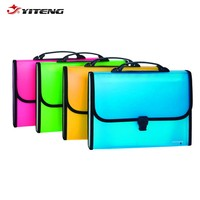 file decoration with school file document wallet & mini expanding file