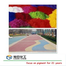 Factory sell asphalt bitume pigment orange iron oxide and red yellow black pigments for ceramic glaze/concrete