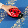 Ladybug Cleaning brush,MINI DUST COLLECTOR, TABLE DUST BRUSH, CLEANING BRUSH
