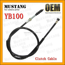 YB100 Motorcycle Clutch Cable for Yamaha Motorcycle Spare Parts Motorcycle Clutch Cable