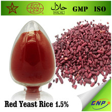 High grade Natural Food Colorant Red Fermented Rice extract