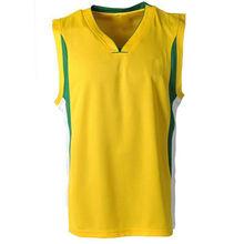 Custom polyester womens basketball uniform design