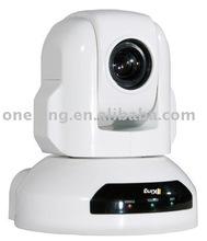 PTZ network dome camera module