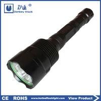 D25 ningbo manufacture cree led flashlight 10000 lumens