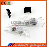LED car accessory car door logo lights Led car door logo laser projector light
