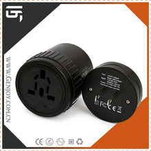 2014 Popular Christmas Gifts universal power ac adaptor travel converter au eu uk