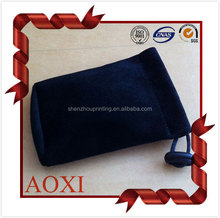 Hot sale new design custom digital camera velvet bag