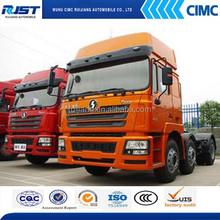 310hp Tractor head truck Shacman M3000 tractor trailer truck 6x4 tractor truck