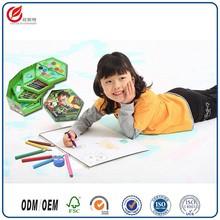 cheap promotional items pvc case watercolor paint art set